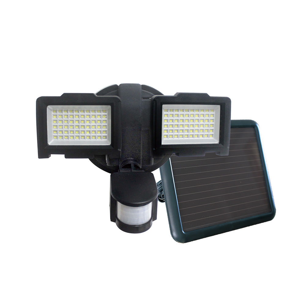 Solar Security Light 120 LED 800LM/  item23401 (refurbished) - Ecowareness