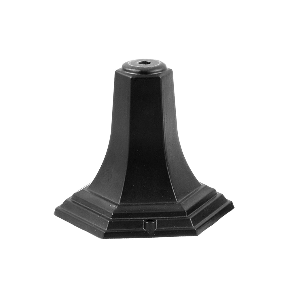 Pillar  Mount Stand for 23206 23106 solar bayport lamp - Ecowareness