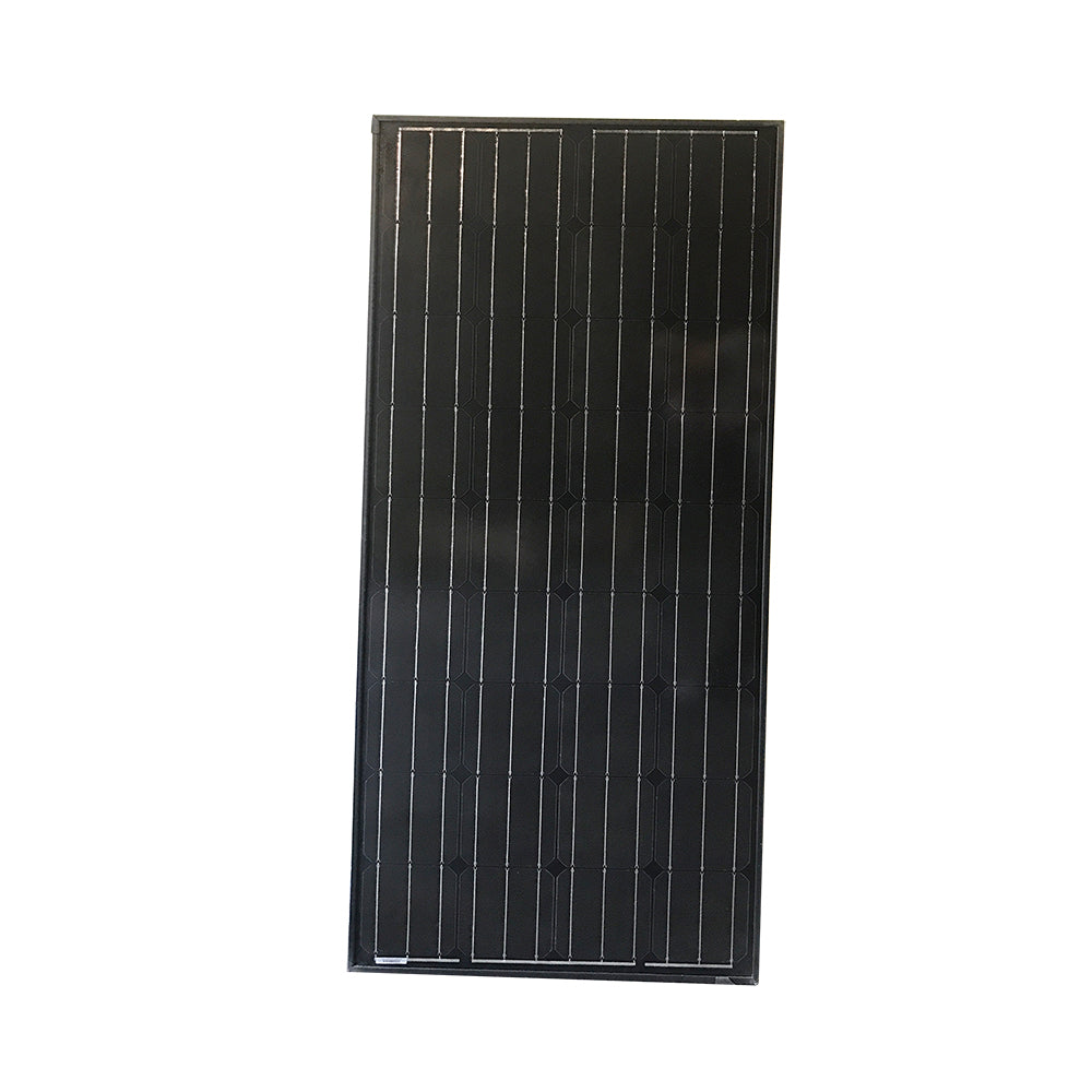 165-Watt Polycrystalline Solar Panel for 12-Volt Charging (refurbished) - Ecowareness