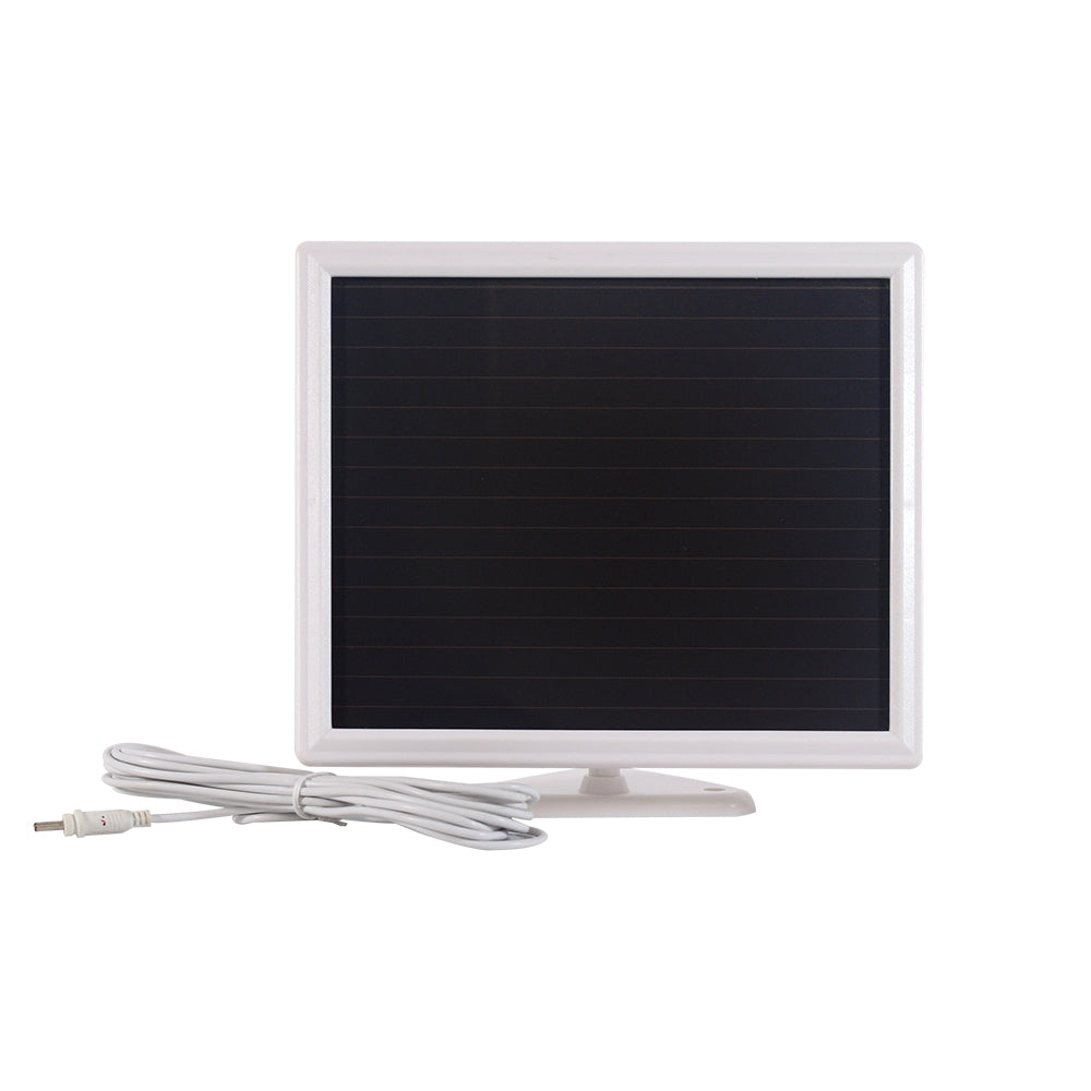 Replacement solar panel for 22266  1500LM  White color. 6V - Ecowareness