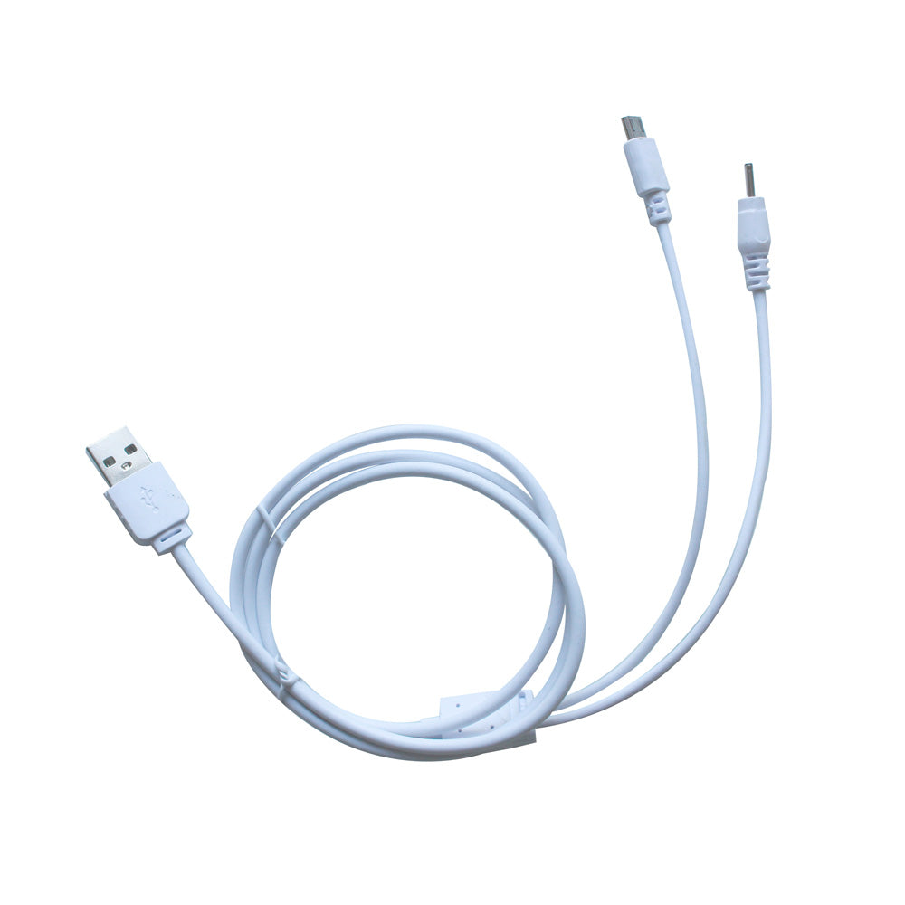 USB - mini USB plus pin charging cable - Ecowareness