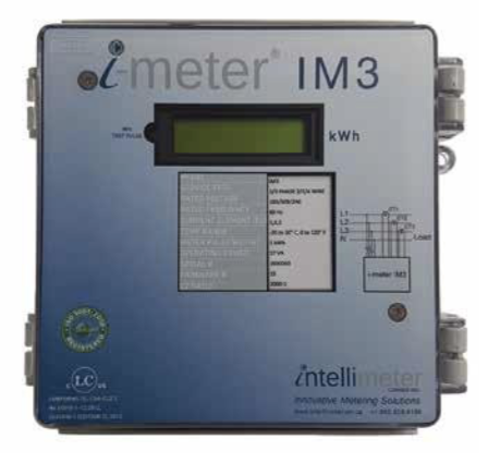 Electrical Meter IM3