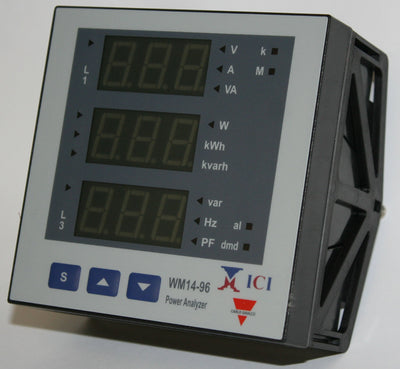 Three Phase, check meter (WM14-96) Ready to install