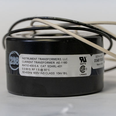 100 milliamps Secondary Current Transformers(CT's)