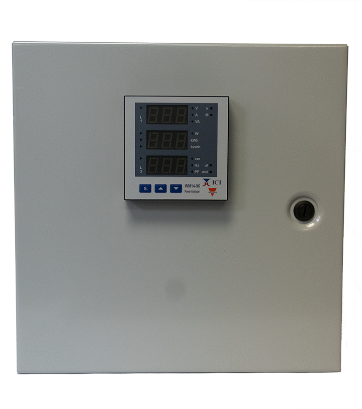 Three Phase 347/600V check meter (WM14-96) Ready to install