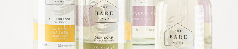 Bare Home Cleaning Essentials
