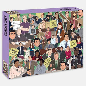 The Office Jigsaw Puzzle - 500 Pieces