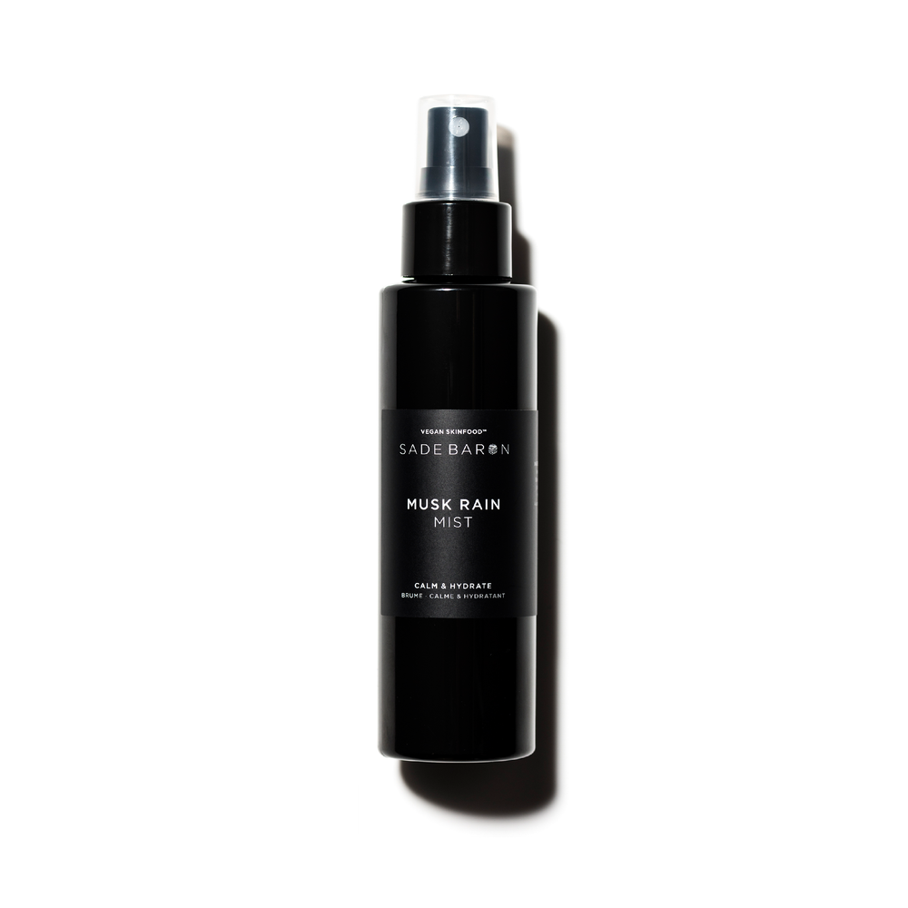 Musk Rain - Hydrating Body & Face Mist