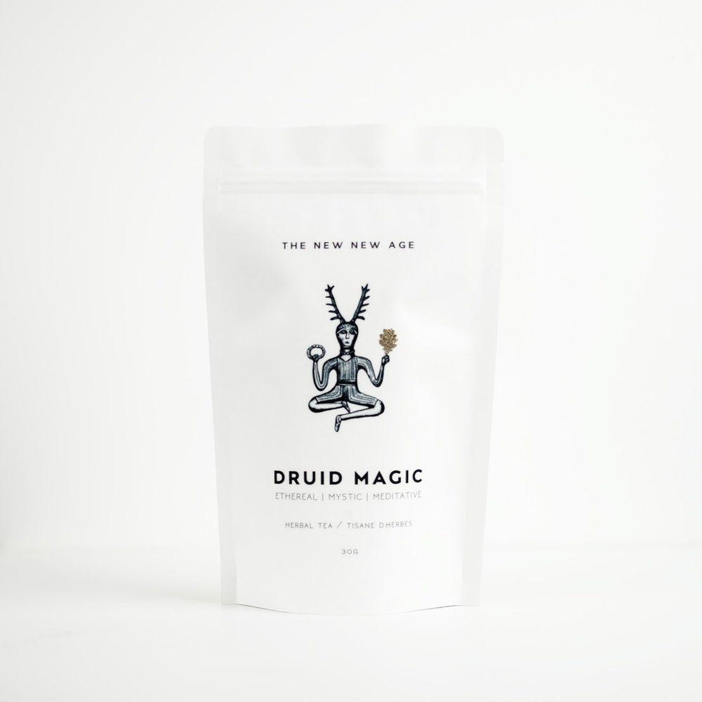DRUID MAGIC // PEPPERMINT TEA CHAI
