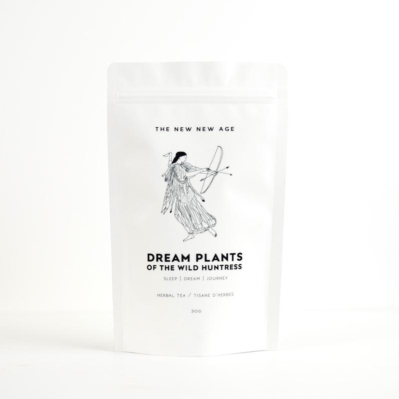 Dream Plants of the Wild Huntress Sleep Tonic