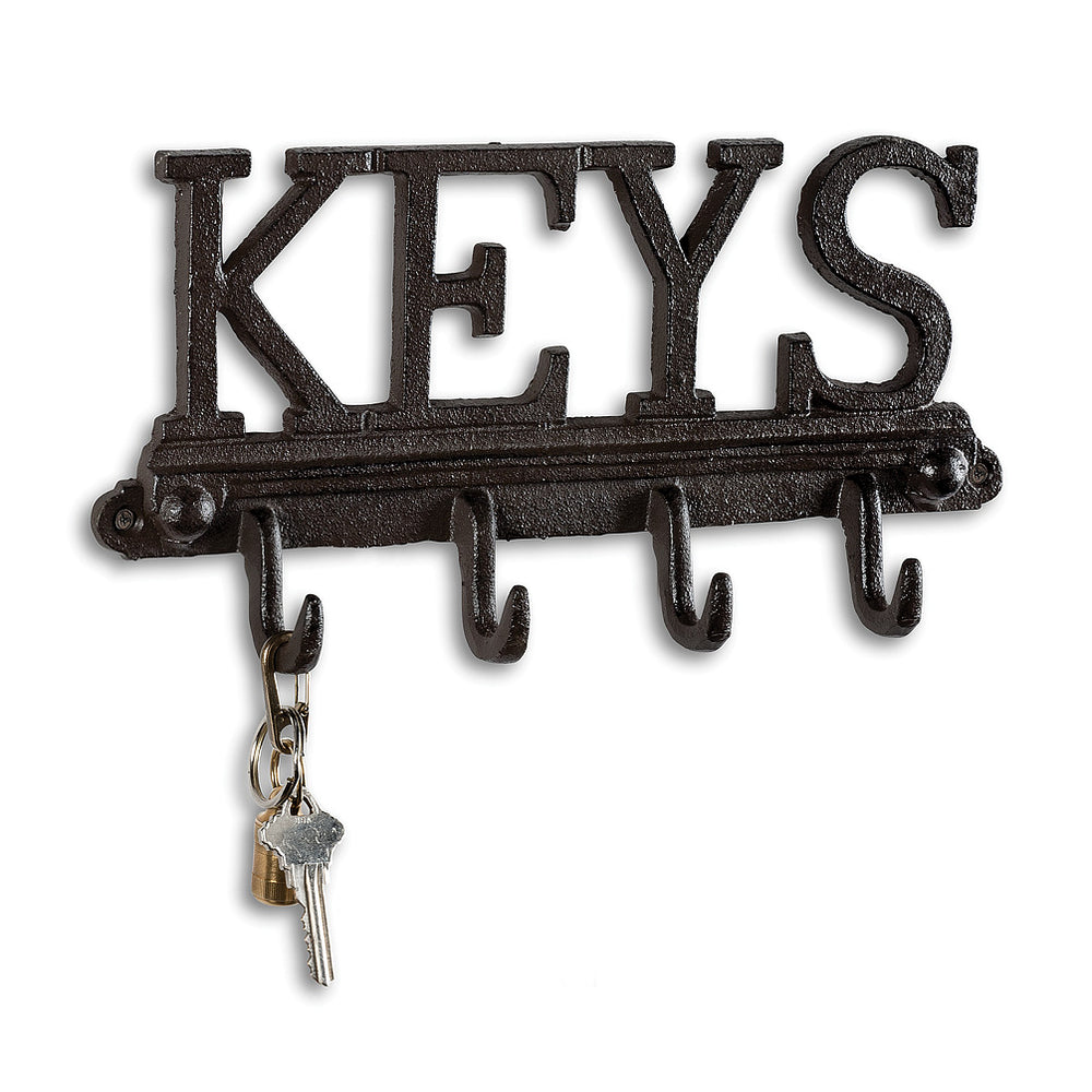 """KEYS"" Key Hook"