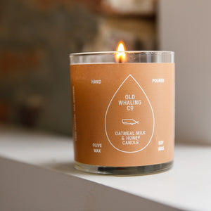 Load image into Gallery viewer, Oatmeal Milk & Honey Candle