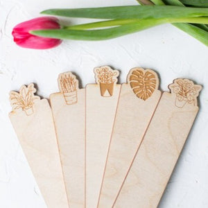 Birch Bookmark