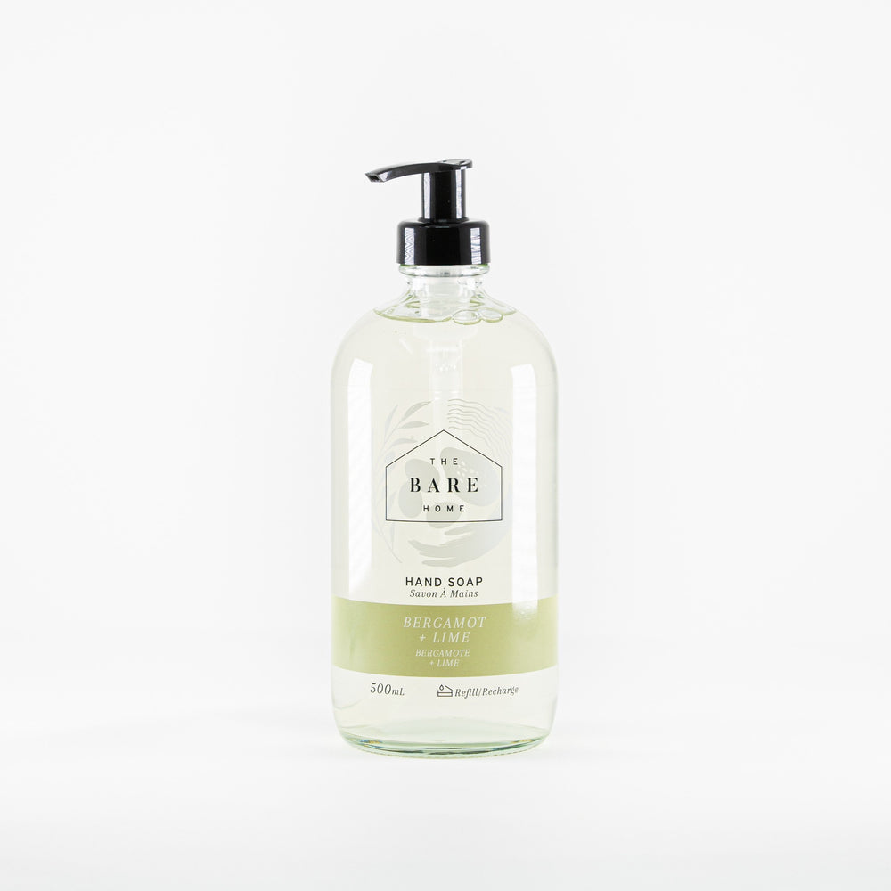 Load image into Gallery viewer, Bergamot & Lime Hand Soap