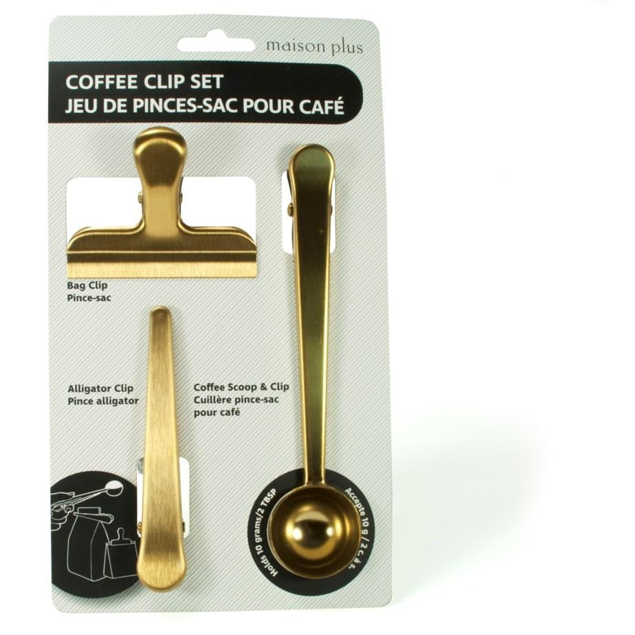 Coffee Time Accessories - Set of 3