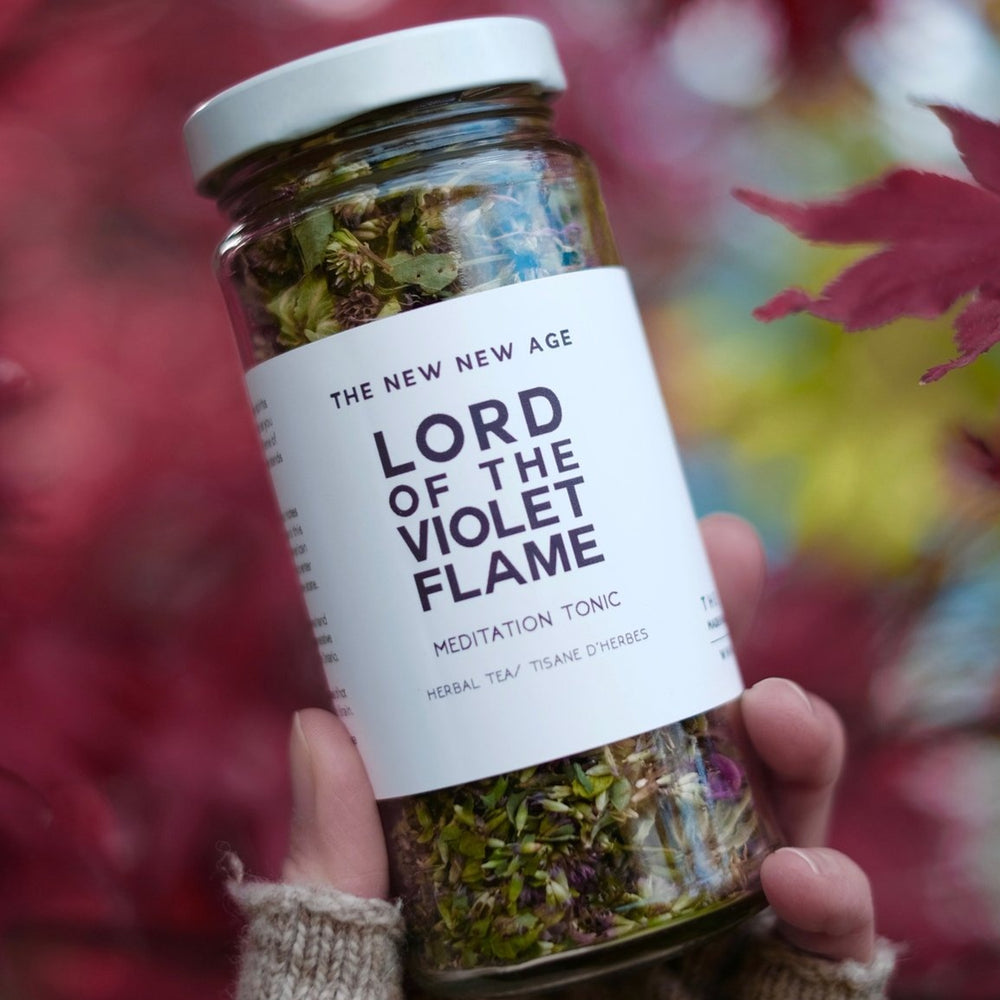 Lord of the Violet Flame Tea