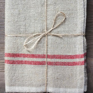 Vintage Linen Tea Towels