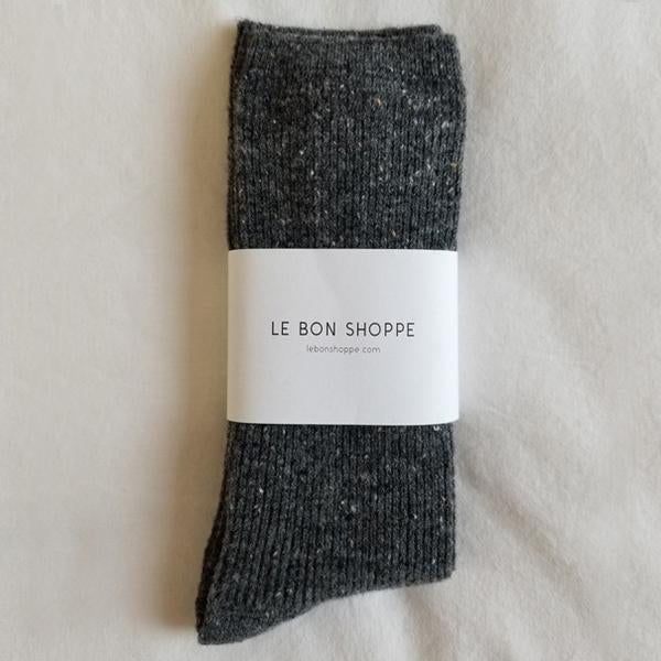 Snow Socks | Charcoal