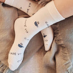 Cafe Cotton Socks