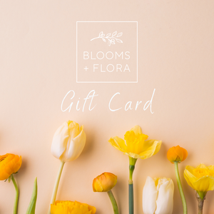 Load image into Gallery viewer, Blooms + Flora Gift Card