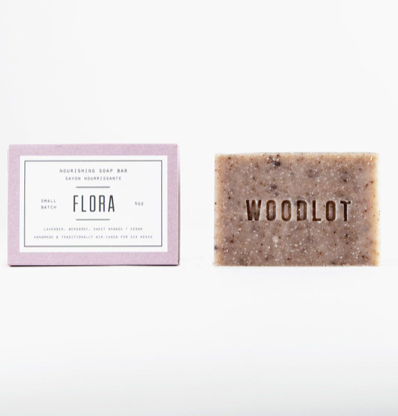 Flora - 4oz Bar Soap