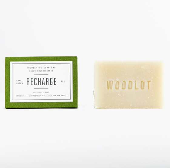Recharge - 4oz Bar Soap