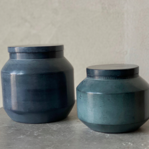 Load image into Gallery viewer, Soapstone Canisters