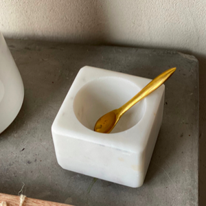 Load image into Gallery viewer, Marble Salt Cellar