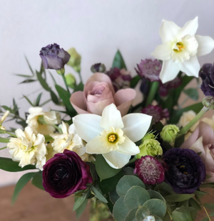 Load image into Gallery viewer, Mauve Moods Vase Arrangement