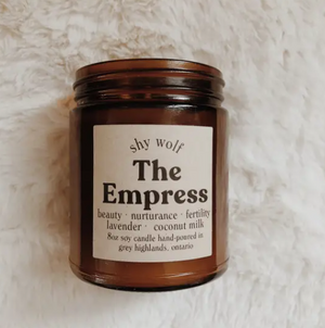 Load image into Gallery viewer, The Empress - Tarot Cards Candle