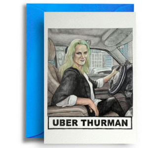 Load image into Gallery viewer, Uber Thurman
