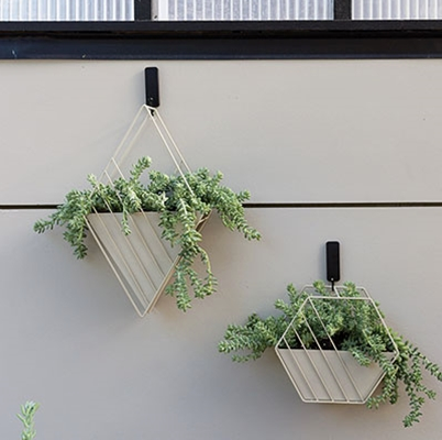 Tulane Wall Planter