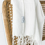 Mini Turkish Towel - Dove