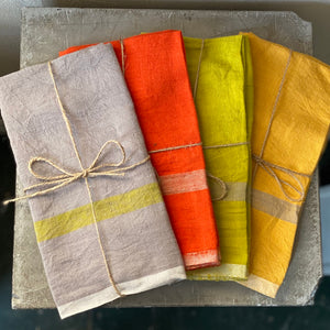 100% Linen Tea Towels
