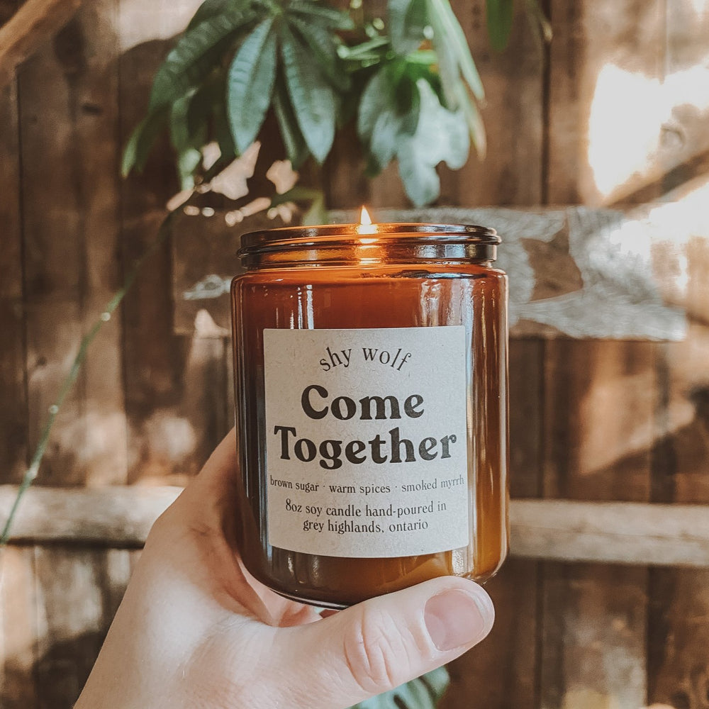 Come Together Candle