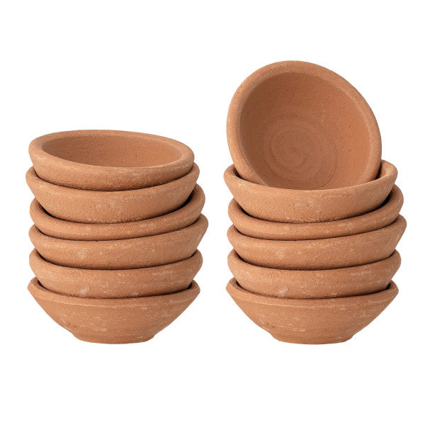 Terra-cotta Tea Light Holder