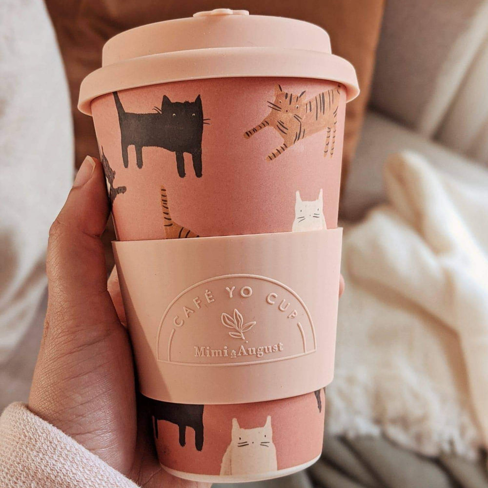 Les Chats Cafe Cup