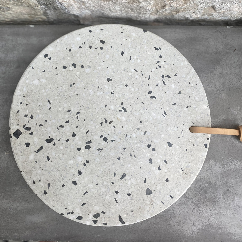 Load image into Gallery viewer, Round Terrazzo Trivet