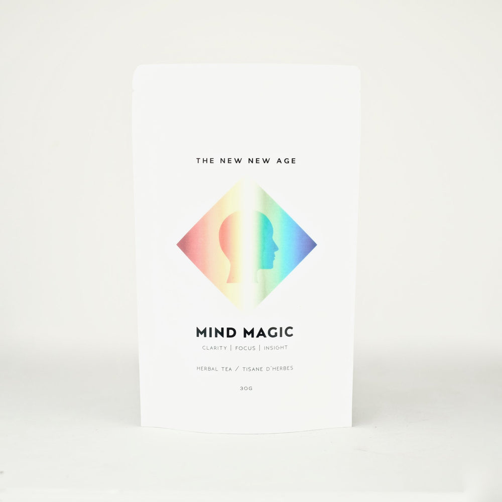 MIND MAGIC // NOOTROPIC TONIC