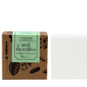 Load image into Gallery viewer, Mint Eucalyptus- Bath Cube