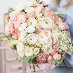 Softness Hand-Tied Bouquet