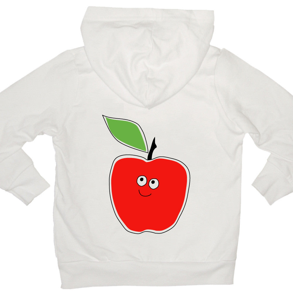 Bugged Out apple kids hoodie