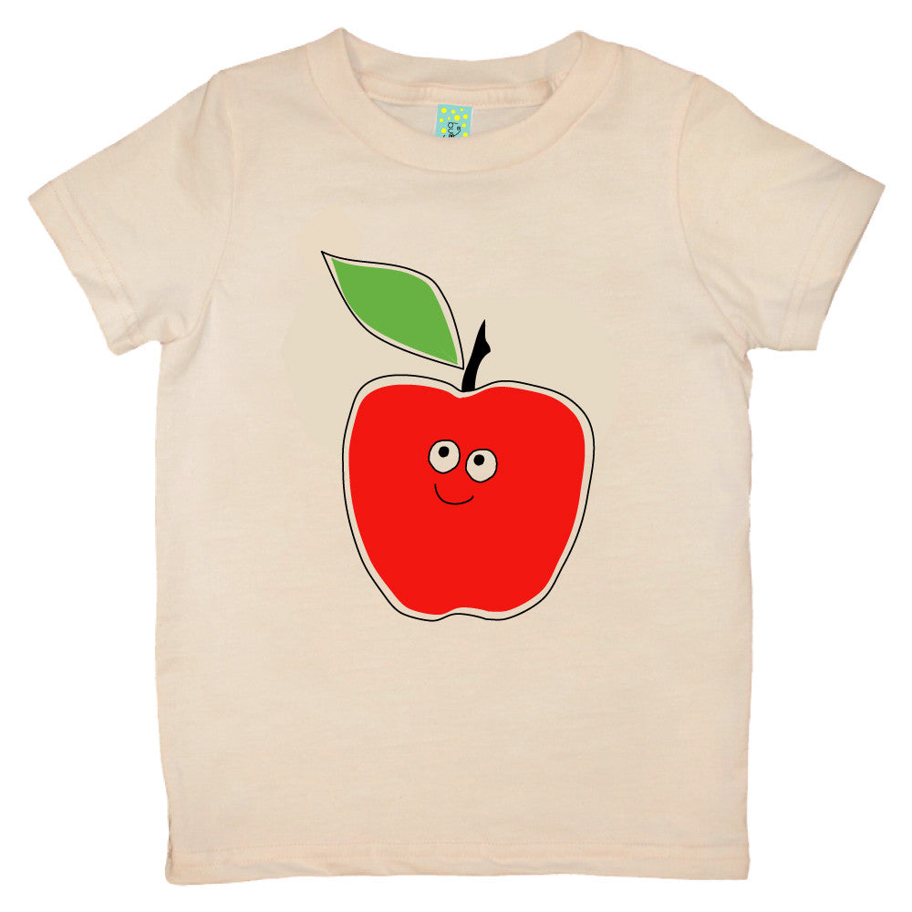 Bugged Out apple short sleeve kids t-shirt