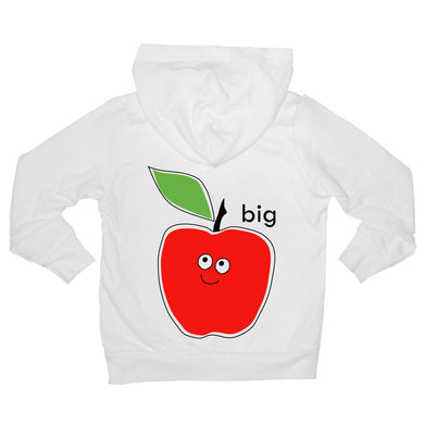 Bugged Out big apple baby hoodie