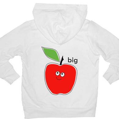 Bugged Out big apple kids hoodie