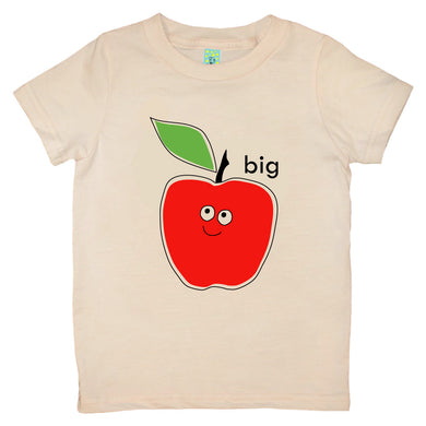 Bugged Out big apple short sleeve kids t-shirt