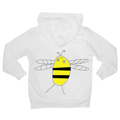 Bugged Out bumblebee baby hoodie