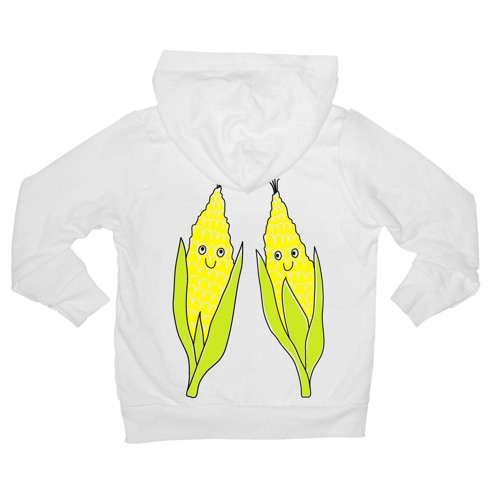 Bugged Out corn baby hoodie
