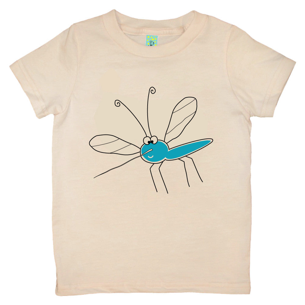 Bugged Out mosquito short sleeve kids t-shirt