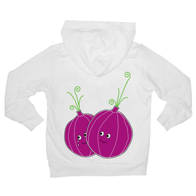 Bugged Out onion baby hoodie